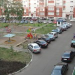Парковка авто во дворах закон