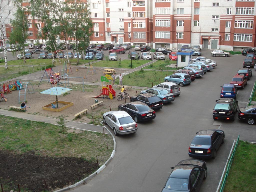 Как узаконить парковку возле дома этапы