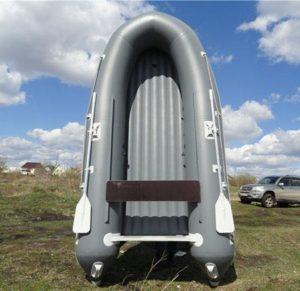 Лодки ПВХ с надувным дном и их особенности