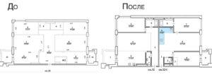 Можно ли одну квартиру разделить на две отдельные квартиры